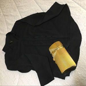 Worthington Tops - Worthington petite black blouse